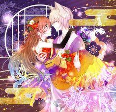 Kamisama Hajimemashita~A Princess,Butterflies, and a Fox