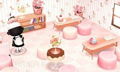 Animal Crossing Qr, Table Decorations, Furniture, Home Decor, Animaux, Decoration Home, Room Decor, Home Furniture, Interior Design