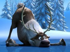 "I got: Sven! Which Disney Horse Are You? It said ""You aren't even a horse. You're a reindeer. Look at you, you unique bastard."" Yep, that's nice and totally not rude."