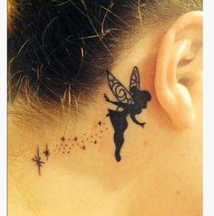 tinkerbell tattoo - Google Search