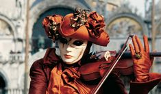 As the colourful Venice Carnival comes to a close this year, we turn to Sarah Jane Downing, who explores the festival's glad rags in Selvedge issue 4...