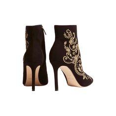 ae620c69a8256 BuyKaren Millen Embroidered Shoe Boots