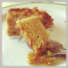 Running Girl Bakery: Run Hard, Eat Clean: Vanilla Bean Cake