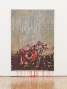 Parker Ito Coming Up Roses, Bouquet, Artist, February, Paintings, Paint, Bouquet Of Flowers, Artists, Painting Art