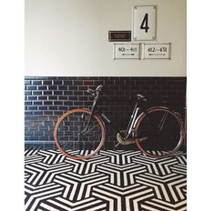 Geometric Tiles - Pinterest Predicts the Top 10 Home Trends of 2016 - Photos