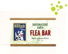 If you have seen fleas or flea specks on your dog, get rid of them the natural, organic, non-toxic way. $11.95 > got to check this out - no fleas this year, but you never know...