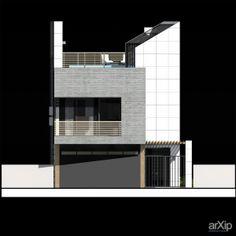 Дом для черноморского побережья: архитектура, интерьер, жилье, 3 эт   9м, минимализм, 300 - 500 м2, фасад - штукатурка, каркас - ж/б, коттедж, особняк, квартира, дом, минимализм, 30 - 50 м2, студия, лестница #architecture #interiordesign #housing #3floors_9m #minimalism #300_500m2 #facade_plaster #frame_ironconcrete #cottage #mansion #apartment #house #minimalism #30_50m2 #studio #atelier #stairs arXip.com