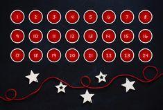 Interaktiivinen, muokattava joulukalenteri,  Google Slides Google Drive, Cookie Cutters, Digital