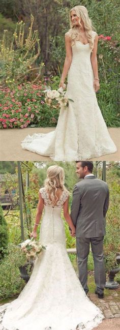 Wonderful Perfect Wedding Dress For The Bride Ideas. Ineffable Perfect Wedding Dress For The Bride Ideas. Cheap Lace Wedding Dresses, Backless Lace Wedding Dress, Inexpensive Wedding Dresses, Dresses Elegant, Wedding Dresses 2018, Country Wedding Dresses, Perfect Wedding Dress, Cheap Dresses, Bridal Dresses