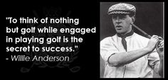 On this day in golf history, Willie Anderson became the only golfer to win 3 consecutive U.S. Open Championships in 1905. The victory was Anderson's fourth U.S. Open title, which ties him with Bobby Jones, Ben Hogan, and Jack Nicklaus with the most U.S. Open wins. Anderson is a member of the World Golf Hall of Fame. #TBT