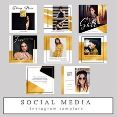 Instagram Feed Layout, Instagram Square, Instagram Grid, Instagram Post Template, Instagram Design, Instagram Banner, Instagram Posts, Instagram Quotes, Social Media Images