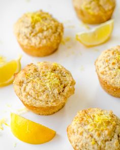 The title The Most Lemony Of Lemon Muffins is a very accurate description of these muffins. I love lemon so there is no such thing as too much lemon flavor for me however some in my family found these too lemony. An easy problem to fix as the super lemon fix comes from the addition of the lemon syrup after baking so you can add as little or as much as you like to suit the taste you like. I also thought eww when I read about the sesame seeds but I added them anyway ( I did 1/4 cup and I…