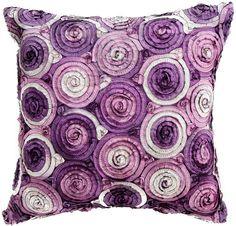 Avarada Rose Bouquet Decorative Throw Accent Pillow by avaradaShop