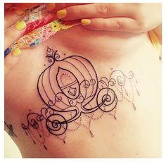 Carriage tattoo -ys