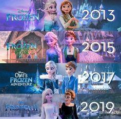 Disney Princess Fashion, Disney Princess Frozen, Disney Princess Pictures, Frozen Fan Art, Frozen Movie, Disney Dream, Cute Disney, Cool Anime Pictures, Frozen Pictures