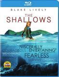 The Shallows [Includes Digital Copy] [UltraViolet] [Blu-ray] [Eng/Spa] [2016]