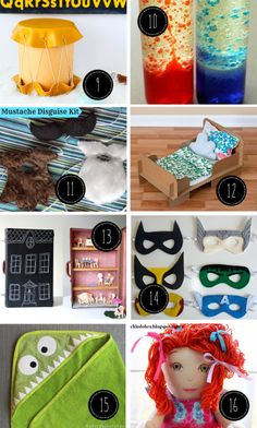 Persia Lou: 24 Awesome DIY Gifts for Kids