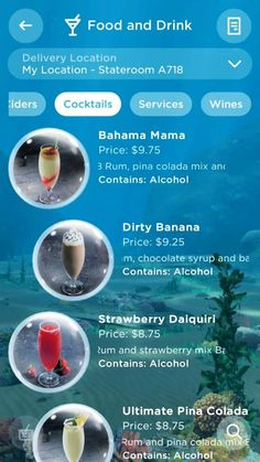 Make this Frozen Bahama Mama at home and you'll feel like you're in the tropics. Pool Drinks, Cocktail Drinks, Alcoholic Drinks, Cocktails, Frozen Summer Drinks, Bahama Mama Cocktail, Drink Delivery, Cake Mix Desserts, Best Alcohol