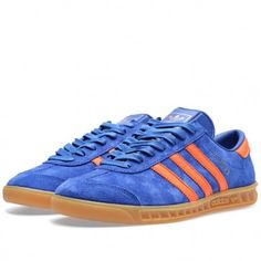 The Adidas Hamburg Dublin sneaker