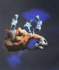 Håkon Gullvåg - Graphic Art Arabian Art, Hakone, Trondheim, Unusual Art, Graphic Art, Sci Fi, Artist, Inspiration, Kunst