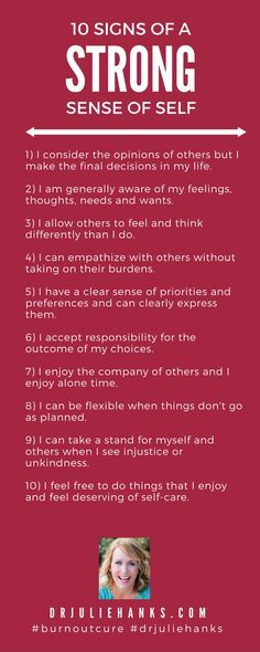 10 Signs of a Healthy Self | Dr. Julie Hanks, LCSW | Emotional Health & Relationship Expert | Media Personality | Author | Songwriter | Speaker