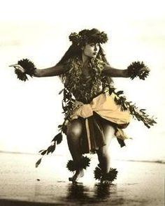 My hula sister - Kawehi