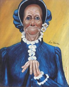 Granny by Red Skelton Red Skelton Paintings, Famous Celebrities, Cool Art, Awesome Art, Man Humor, Famous Artists, Image Collection, Comedians, Famous People