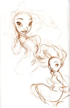 chris sanders sketchbook 2 interior