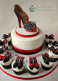 Louboutin Shoe Cake by The Clever Little Cupcake Company #orgasmafoodie #ohfoodie #orgasmicfood #orgasmicfoods #orgasmicfood #orgasmicfoods #orgasmafood #orgasmafoods #foodorgasm #foodorgams #foodgasm #foodgasms #foodie #foodielove #foodielover #cake #cakes #cakelove #cakelover #charactercakes #cupcharacters #shoecake #shoecakes
