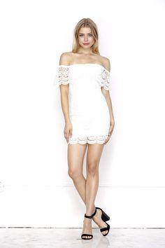 The Romaine Dress - Driven Diva Styles