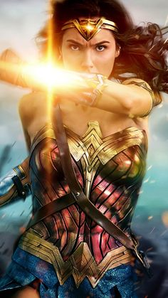 """Gal Gadot stars as the title character in the epic action adventure from director Patty Jenkins (""""Monster,"""" AMC's """"The Killing""""), """"Wonder Woman"""". """"Wonder Woman""""Own the Digital Movie and Blu-ray™ Now. Joining Gadot in the international. Logo Wonder Woman, Wonder Woman Film, Wonder Women, Gal Gadot, Robin Wright, Dc Comics, Chris Pine, Batman Vs, Batgirl"""