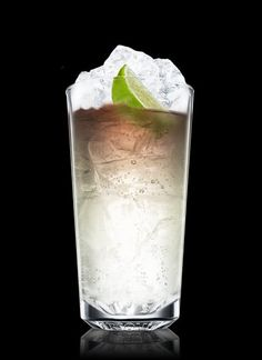 Long Island Iced Tea - Fill a chilled highball glass with ice cubes. Add all ingredients. Garnish with lime. ½ Part Absolut Vodka, ½ Part Light Rum, ½ Part Gin, ½ Part Tequila, 1 Part Lemon Juice, 1 Part Cola, ½ Part Triple Sec, 1 Wedge Lime