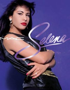 MAC Selena Quintanilla Fall 2015 Collection I'M SO EXCITED