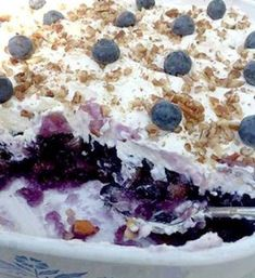 Ingredients: 1 can (16-ounces) cruhed pineapple (reserved drained juice)** 1 cup boiling water 2 boxes (3 ounces) of grape or berry-blue JELL-O gelatin (can substitute sugar-free JELL-O)* 1 can (16-ounces) blueberry pie filling 1/2 cup fresh blueberries, washed 1/4 cup chopped pecans Directions: 1 – Drain the pineapple juice into a one (1) cup measuring …