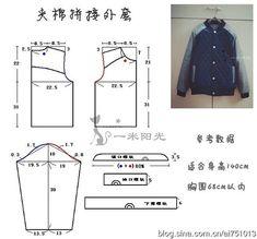 Diy idea how to make tutorial sew sporty sweatshirt