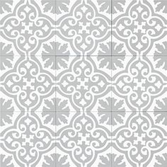 More than 500 cement tiles references in stock with immediate availability Cement Tile Backsplash, Mosaic Tiles, Floor Patterns, Tile Patterns, Pattern Art, Mosaic Del Sur, Arabesque Tile, Kitchen Vinyl, Tiles Online