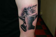anvil tattoo - Google Search
