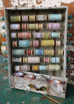 PaperArtsy: Darcy Wilkinson Tissue Tape