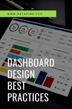 14 dashboard design best practices and principles that will accelerate your data analytics success! Read our complete guide!