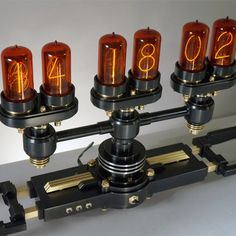 FRANK BUCHWALD MACHINE LIGHTS   Exclusive design of lamps and light objects