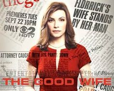 The Good Wife~ This Is A Show I Love To Catch Up On. I Wait A Couple Weeks Then Have Myself A Mini Marathon.Update: Canceled After 7 Seasons.. Good News: There Will Be A Spinoff With Diane And A Couple Of The Original Cast Members.. I For One Hope Carey Comes Back