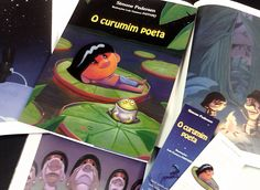 """Literature for children and youth """"O curumim poeta"""""""
