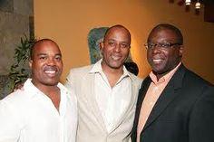 2007 Black Pack Party Hosts: Troy Johnson (AALBC.com), Daniel Tisdale (Harlem World magazine), Ron Kavanaugh (Mosaic Magazine) via Flickr