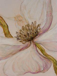 motifs muraux floraux.. fragment