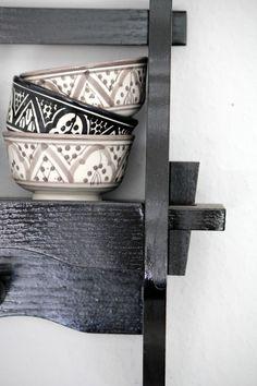 Alte Neue Sachen: morrocan accessoires - inspo for work Moroccan Design, Moroccan Decor, Moroccan Style, Moroccan Interiors, Home And Deco, Bowls, Mediterranean Style, Ceramic Pottery, Furniture Decor