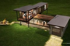 Wheelhaus builds the next generation of modular prefab cabins. Our Wheelhaus tiny homes are eco friendly modular luxury cabins on wheels. Cheap Prefab Homes, Small Prefab Homes, Prefabricated Cabins, Affordable Prefab Homes, Prefab Modular Homes, Small Cottage Homes, Tiny Homes, Modular Homes California, Small Modular Homes