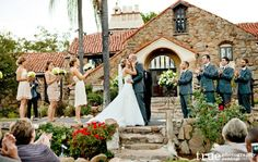 just added A Unique and Charming Wedding at Mt. Woodson Castle | Ramona, California