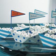 Nautical table decor