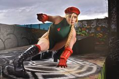 Cammy by JSG Cosplay