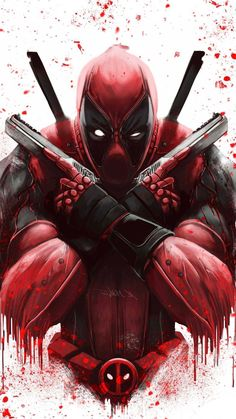 Deadpool Pikachu, Deadpool Art, Deadpool And Spiderman, Spiderman Art, Amazing Spiderman, Marvel Phone Wallpaper, Deadpool Hd Wallpaper, Iphone Wallpaper, Wallpaper Wallpapers